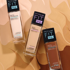 maybelline podkład Maybelline Fit Me Luminous + Smooth Foundation