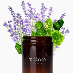 Mokosh Cosmetics świeca zapachowa olejki eteryczne sielska łąka bucolic meadow