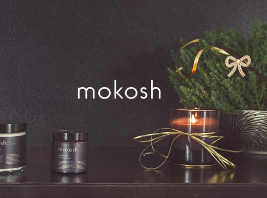 Mokosh Cosmetics świeca zapachowa olejki eteryczne jodłowy bór fir woods