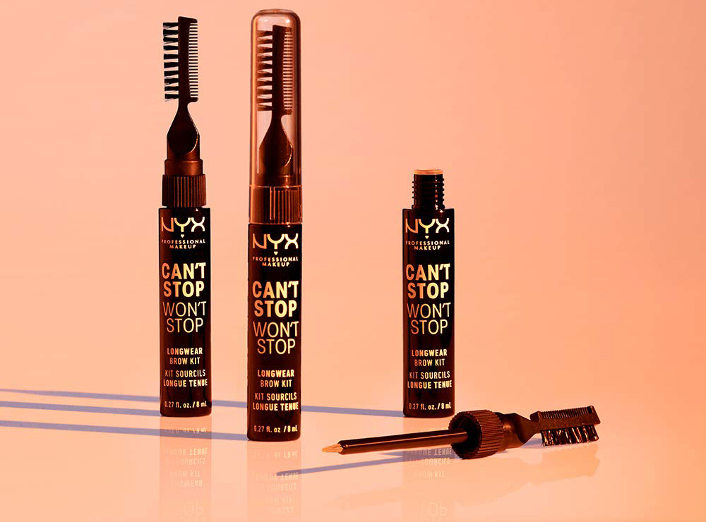 Can't Stop Won't Stop Longwear Brow Kit