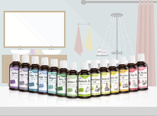 Nacomi Grape Seed Oil