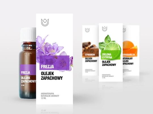 naturalne aromaty olejek