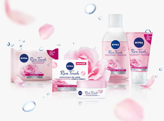 Nivea Rose Touch