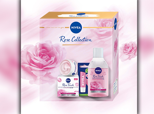 Nivea Rose Collection