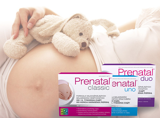 Prenatal Mama Suplement diety