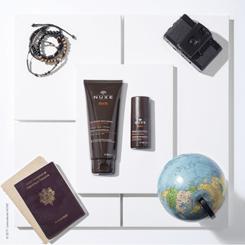 nuxe paris men gel douche multi usages żel pod prysznic twarz ciało włosy męski wielofunkcyjny