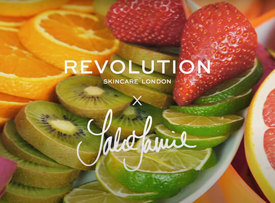 Revolution Skincare x Jake-Jamie Feed Your Face
