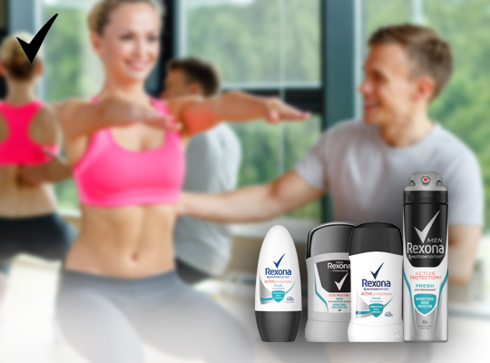 Rexona Men Active Protection+ Fresh antyperspirant