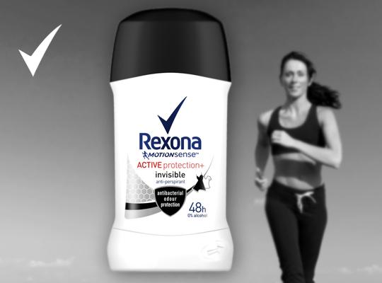 Rexona Active Protection + Original invisible antyperspirant