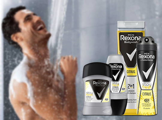 Rexona MEN Citrus