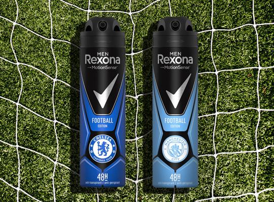 Rexona Men Football Edition