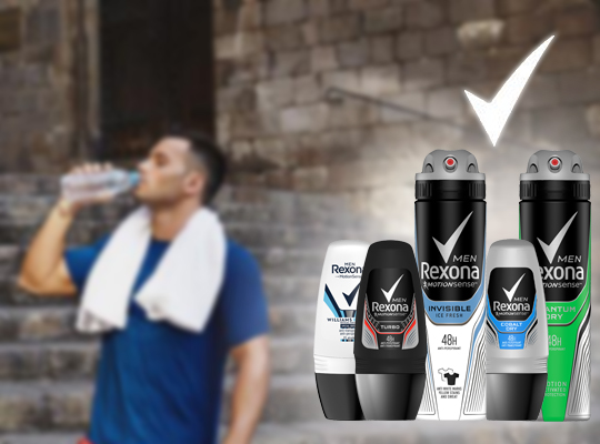 Rexona Men Turbo antyperspirant