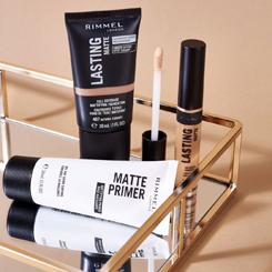Rimmel London Lasting Matte Primer baza pod makijaż