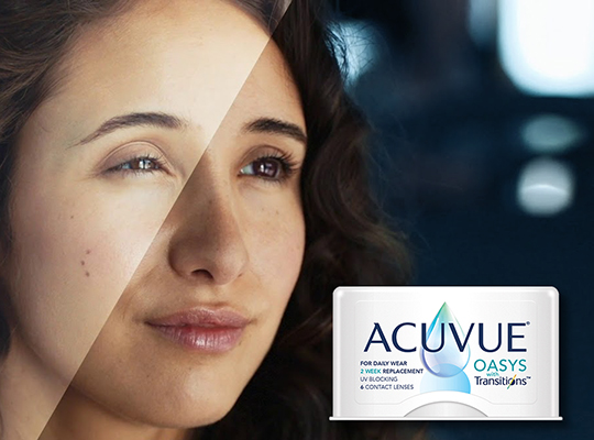 ACUVUE OASYS WITH TRANSITIONS 6 SZTUK