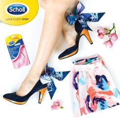 Scholl Gel Activ Extreme Heels
