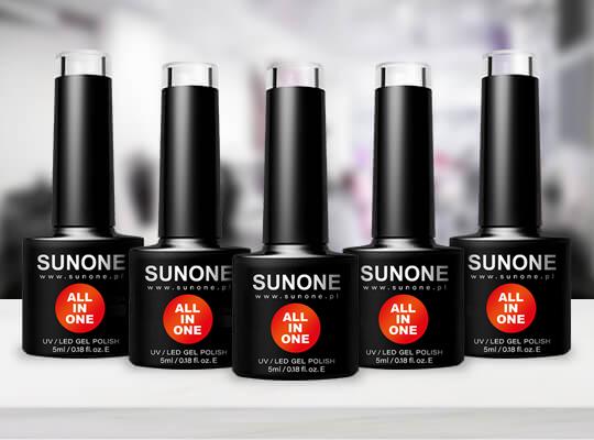 SunOne All in One lakier hybrydowy 3w1