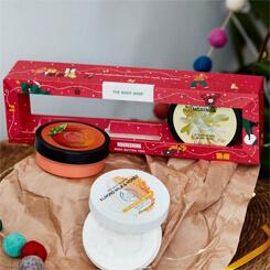 The Body Shop Christmas gift