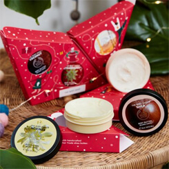 The Body Shop Christmas gift