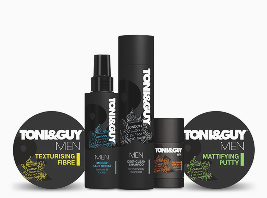 TONI and GUY men