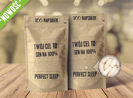 twój cel to suplement diety sen na 100 % procent perfect sleep