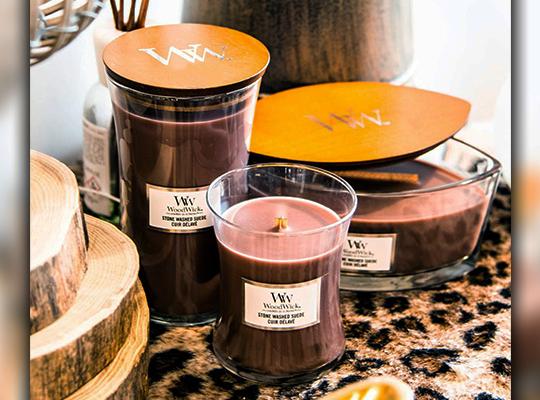 WoodWick świeca zapachowa
