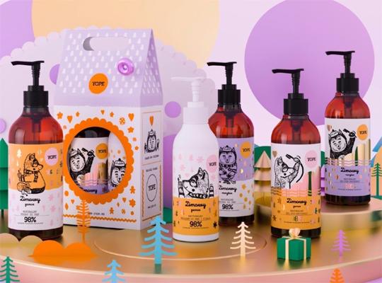 zestaw kosmetyków mydło do rąk + balsam do rąk i ciała