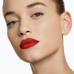 yves saint laurent beauty rogue pur couture the slim leather matte lipstick szminka pomadka do ust w sztyfcie