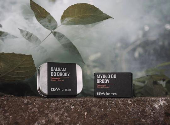 balsam do brody ZEW for men