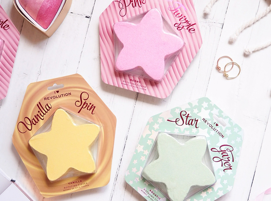 Makeup Revolution Star Fizzer