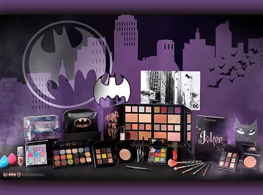 Makeup Revolution x Batman