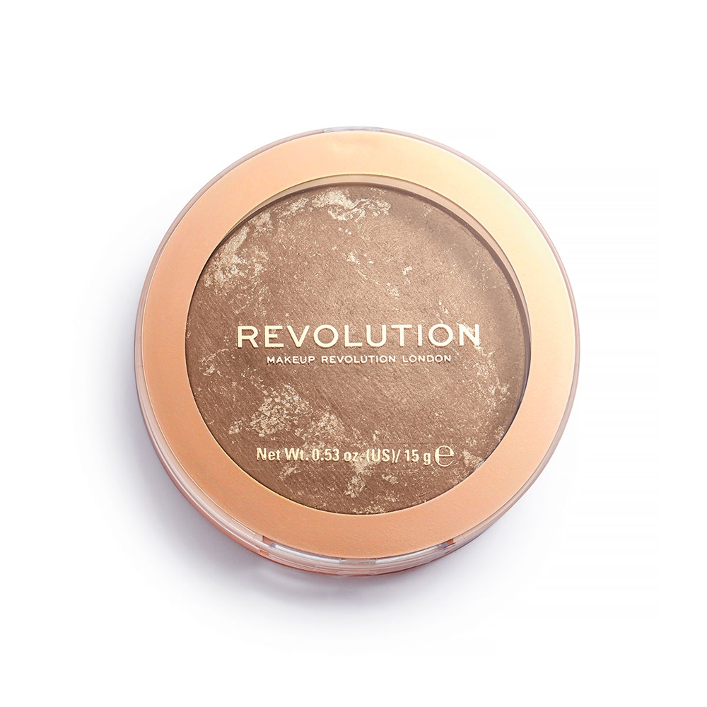 Makeup Revolution Reloaded Bronzer Take a Vacation