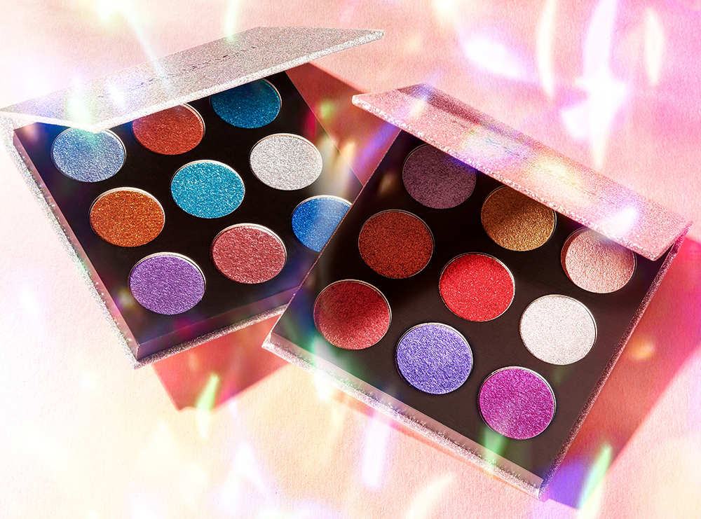 Makeup Revolution Pressed Glitter Palette