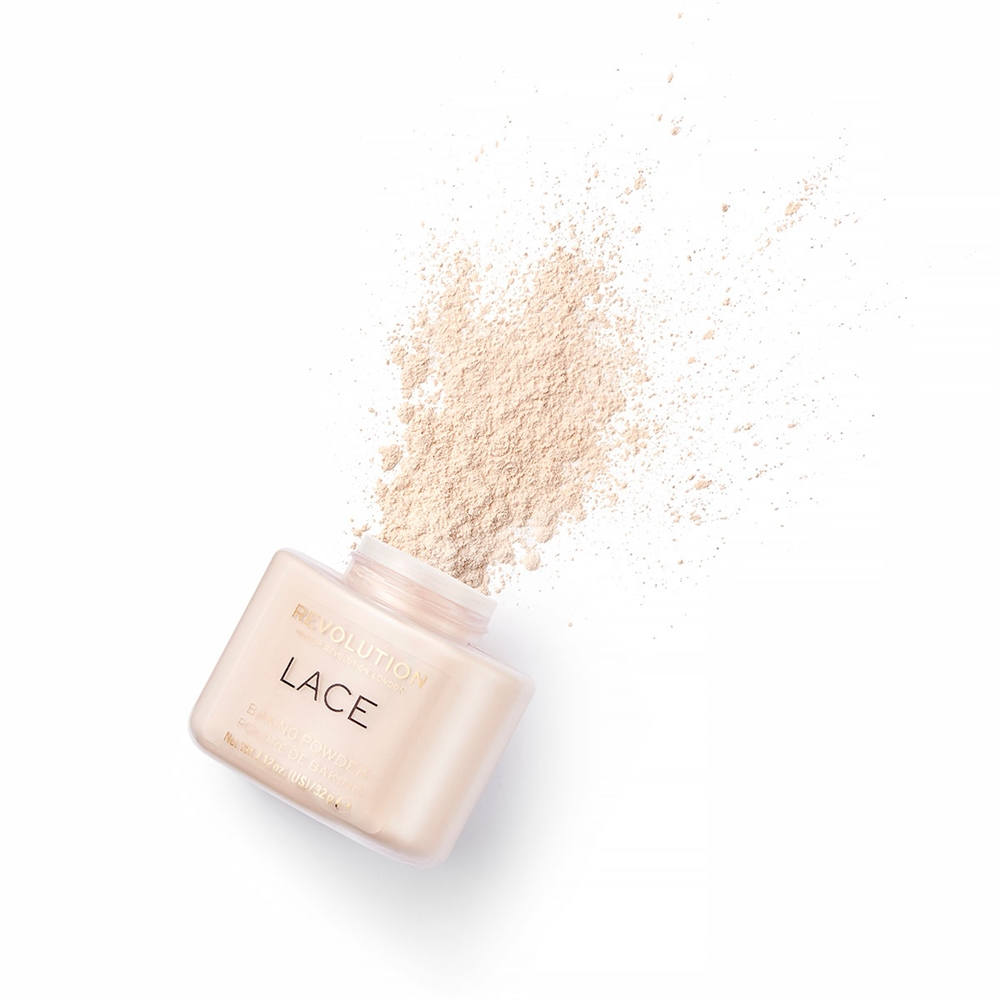 Loose Baking Powder Lace swach
