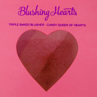 Blushing Hearts Candy Queen of Hearts