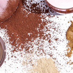 make up makeup revolution Contour & Define kit zestaw rozświetlacze