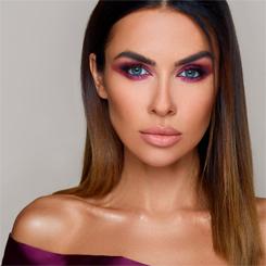 make up makeup revolution Reloaded Collection kit zestaw makijaż oczu