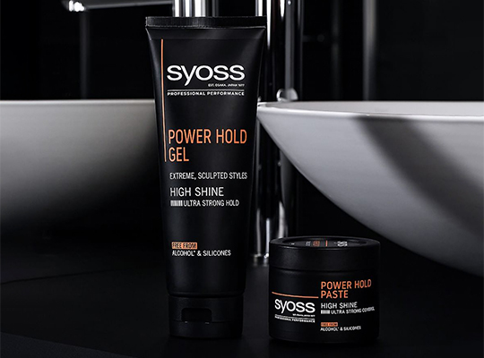 Syoss Max Hold