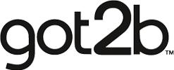 logo got2b