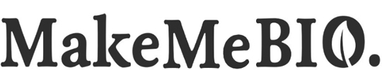 make me bio logo