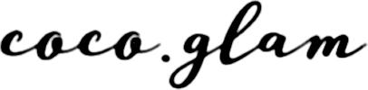 coco glam logo