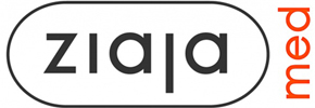 ziaja med logo