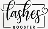 logo lashes booster by oceanic