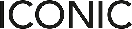 iconic london logo