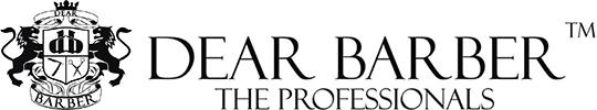dear barber logo