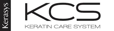 Kerasys KCS Keratin Care System logo